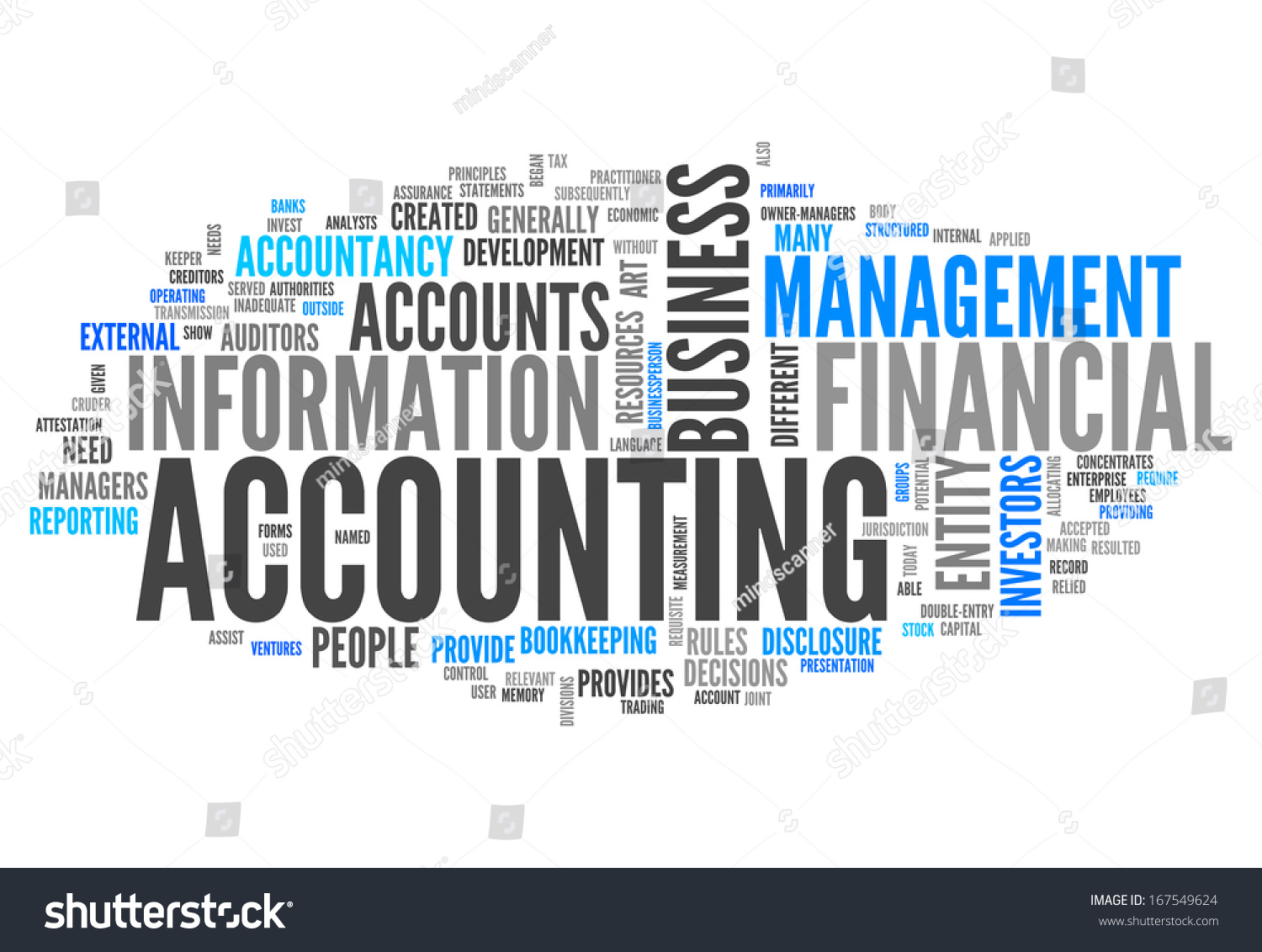 Architecture music accounting