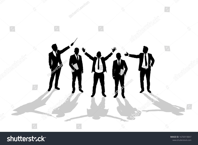 stock-vector-various-business-man-silhou