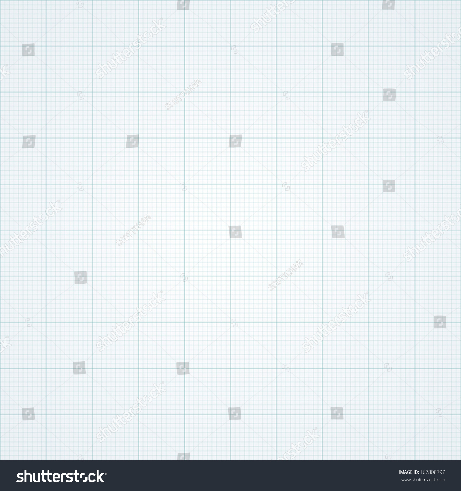 Graph Grid Paper Vector Illustration 167808797