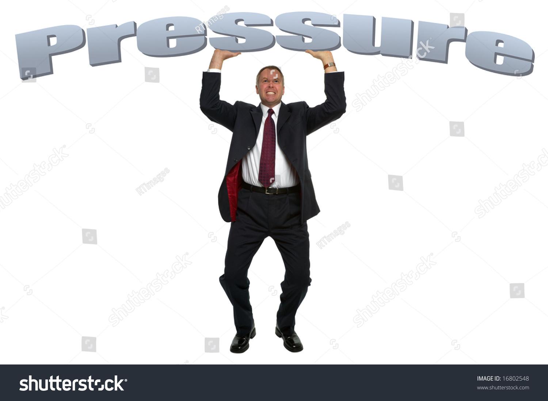 Under Pressure Clip Art for Businesses
