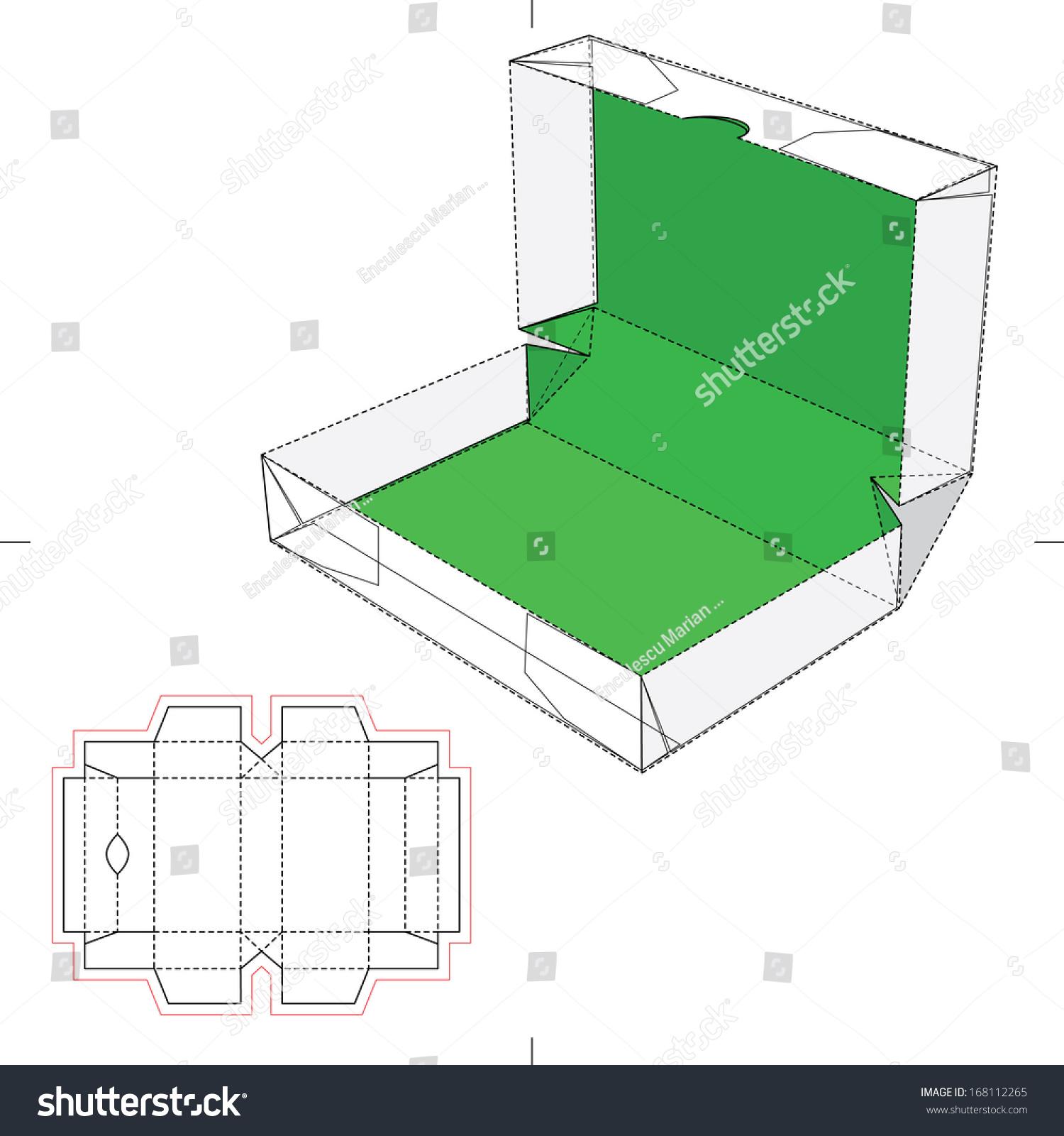 Как склеить коробку с крышкой из картона своими руками