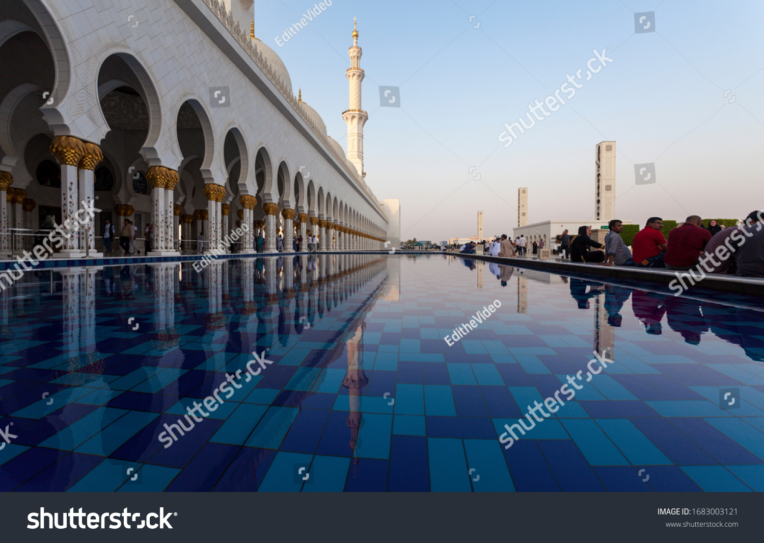 stock-photo-abu-dhabi-uae-march-pool-of-