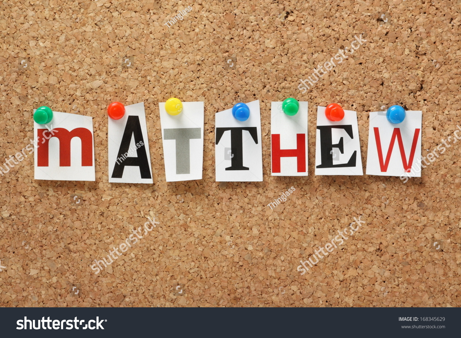 Name matthew one books holy bible stock photo 168345629 shutterstock spiritdancerdesigns Images
