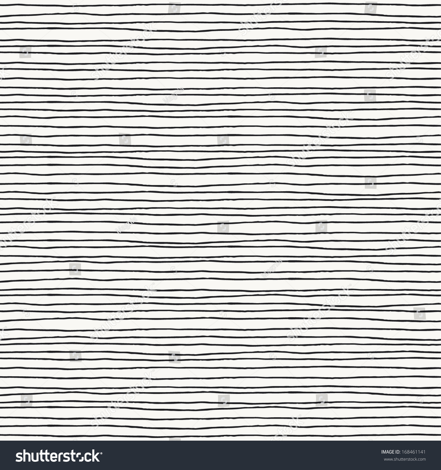 Line Texture Seamless : Seamless pattern hand drawn lines vector stock