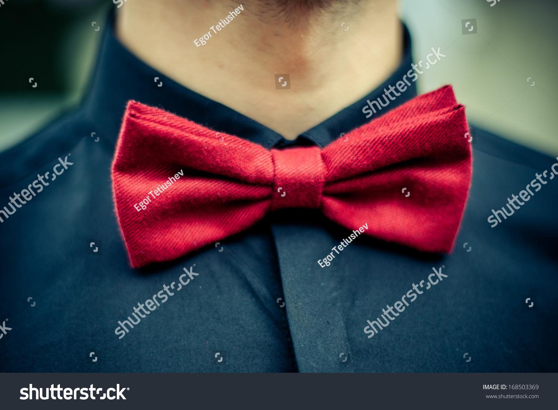 black shirt with red bow tie wwwimgkidcom the image