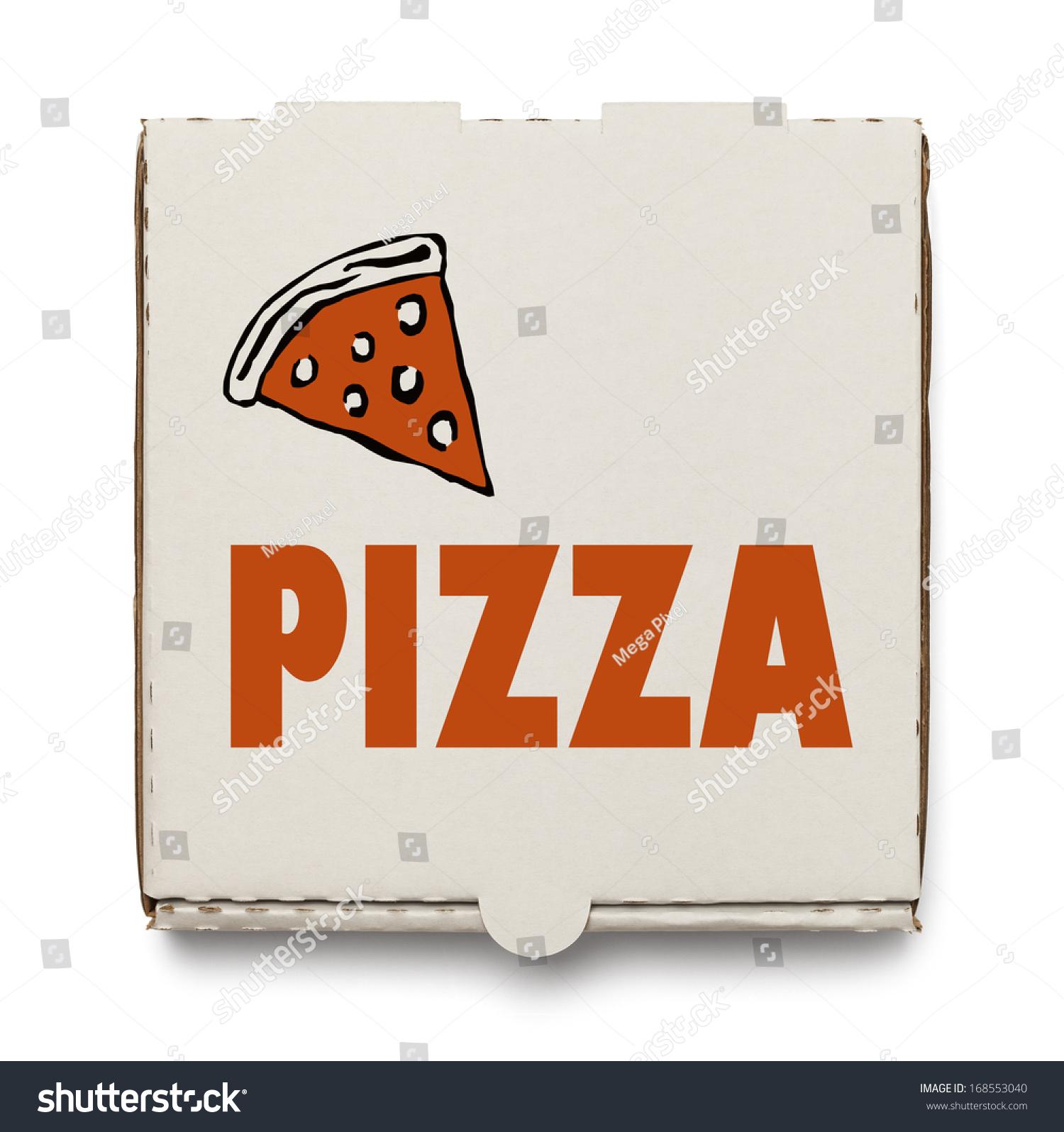 pizza box clipart free - photo #11