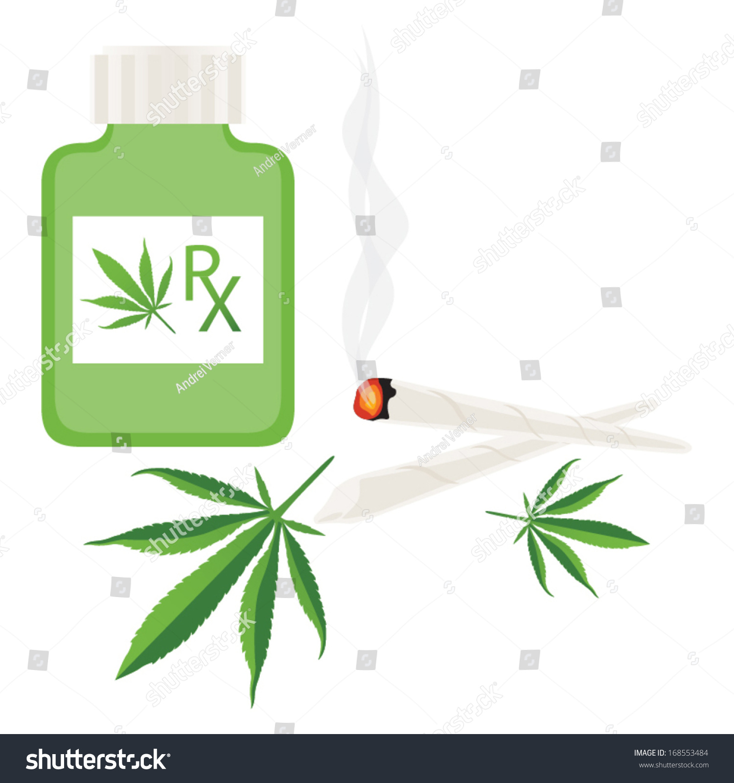medical package two joints vector stock vector