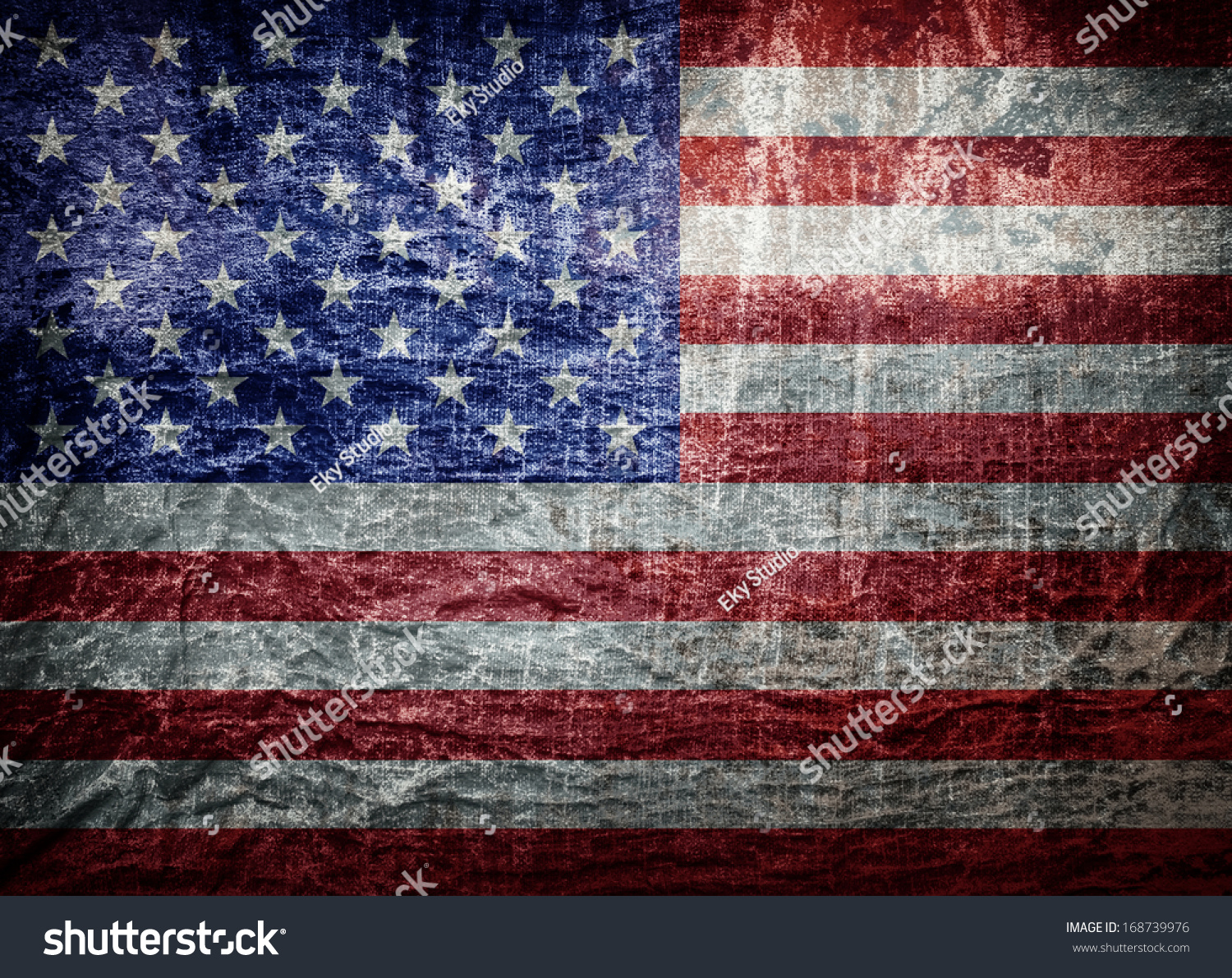 how old is american flag