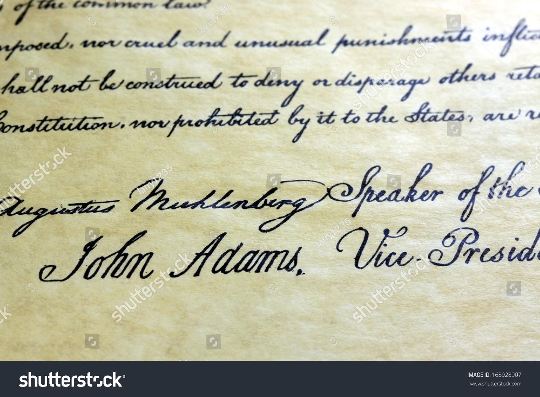 John Adams Declaration Of Independence