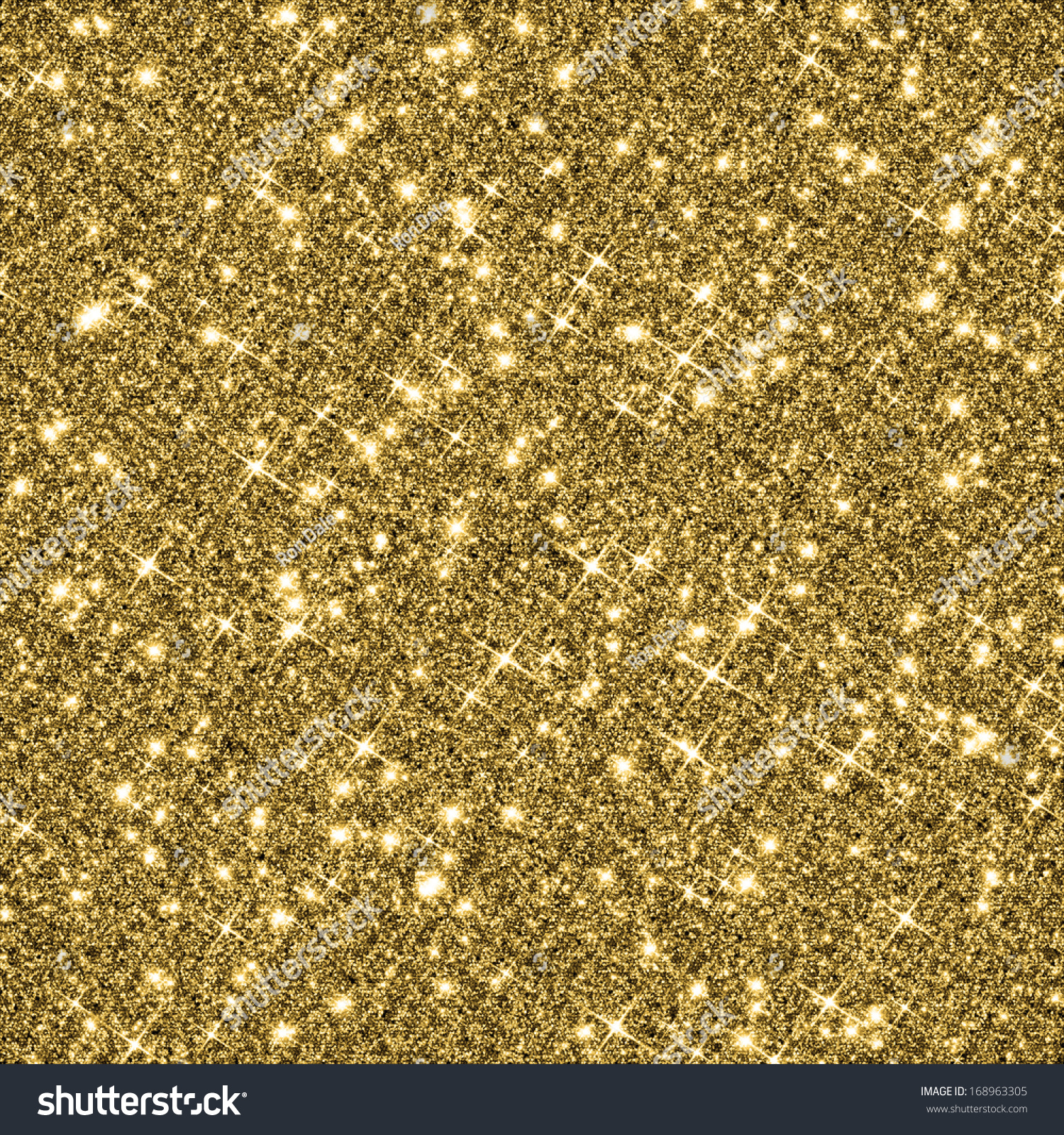Gold Glitter Texture Background Stock Illustration ...