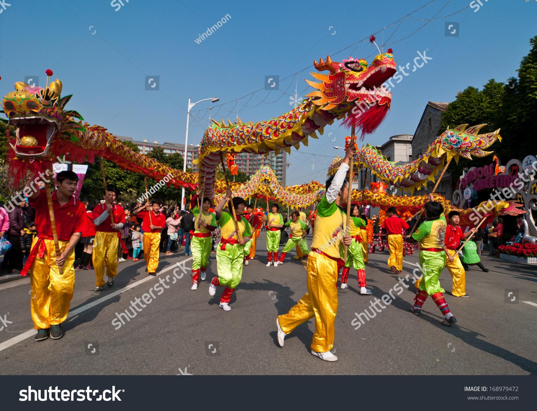 new year dragon meet 2013