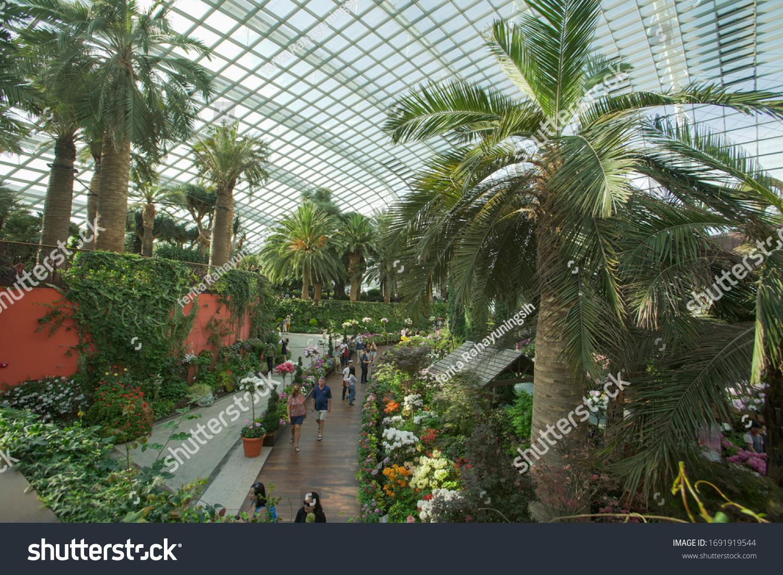 Gardens By The Bay Singapura Overloops