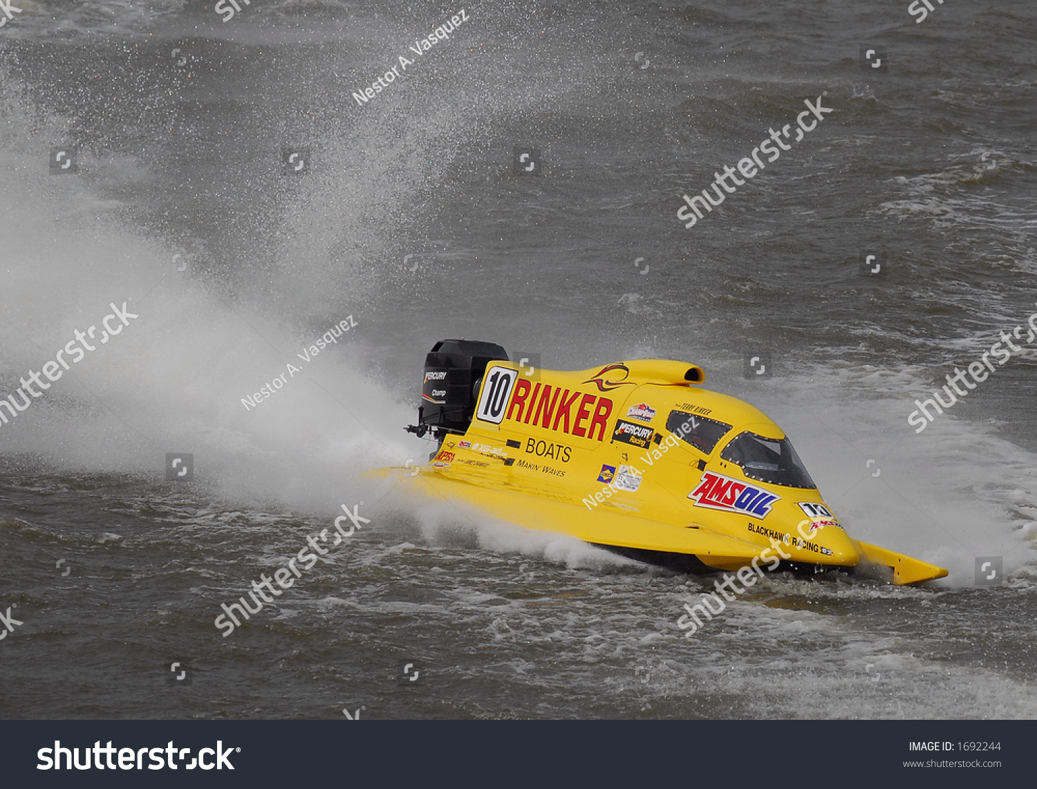Champ Boat Stock Photo Edit Now 1692244 Shutterstock