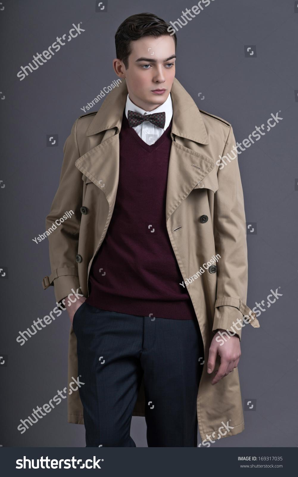 English Rain Coat
