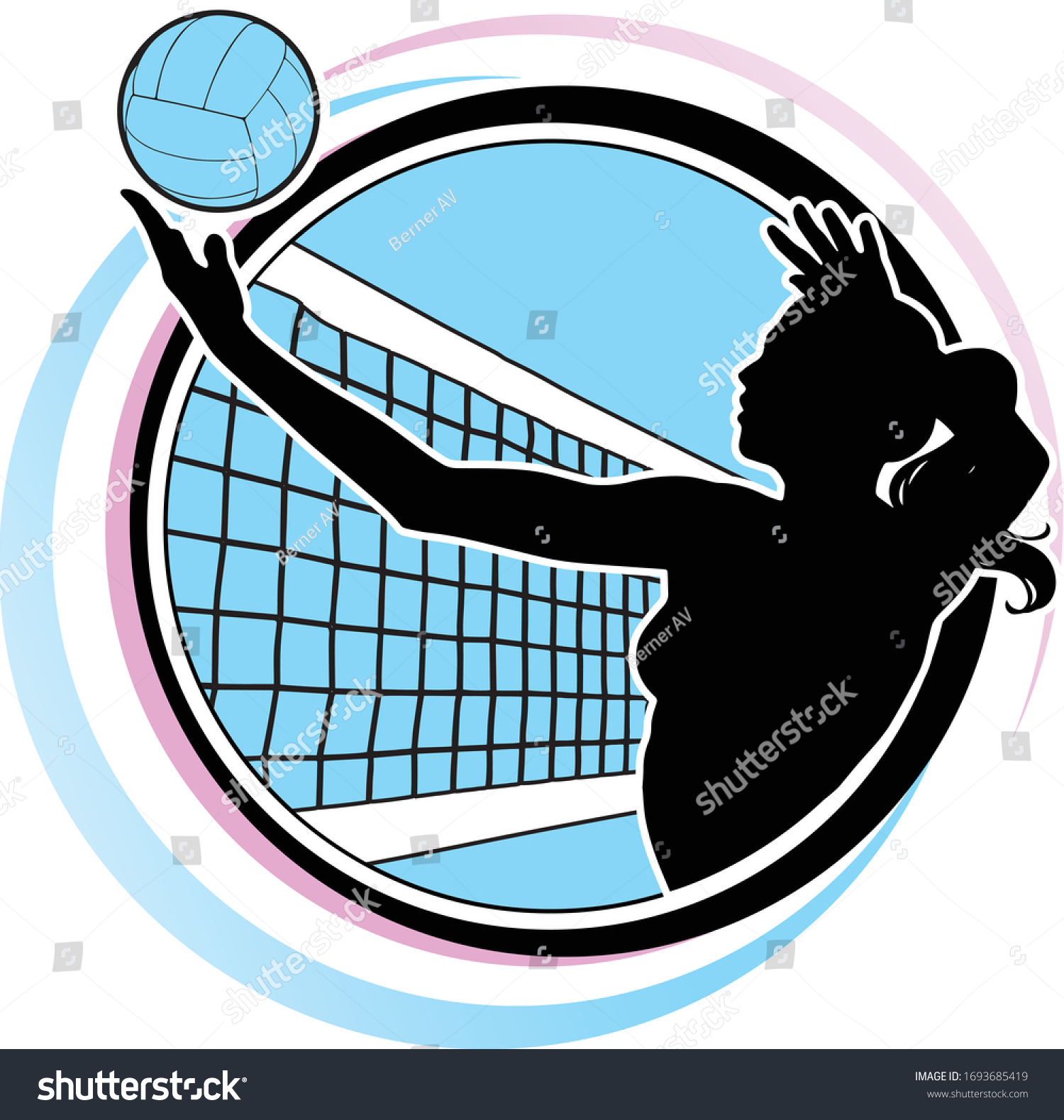 stock-vector-volleyball-girl-player-thro