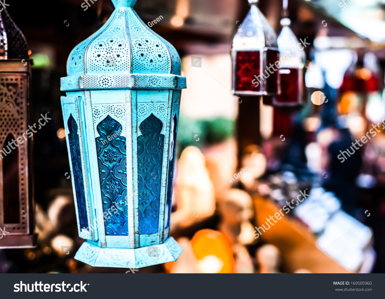 Traditional Arabic Lamp Souvenir Shop Dubai Stock Photo 169505960 ... for Traditional Arabic Lamp  61obs