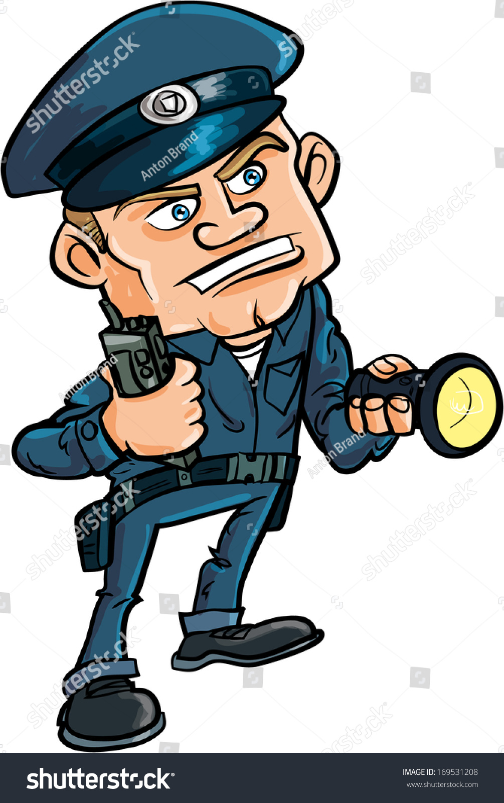 watchman clipart - photo #15