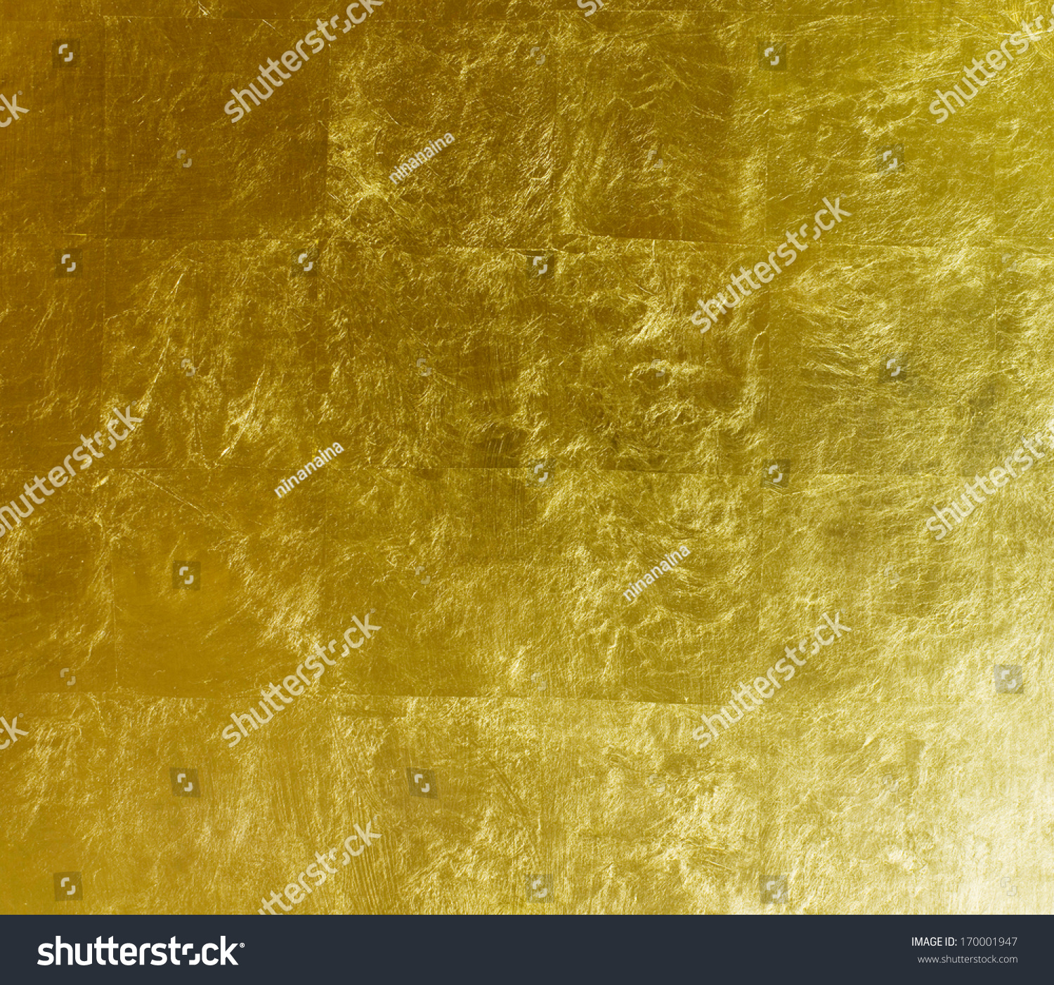 Gold Background Gilded Gold Leaf Stock Photo (Edit Now) 170001947 ... 94038b8b1