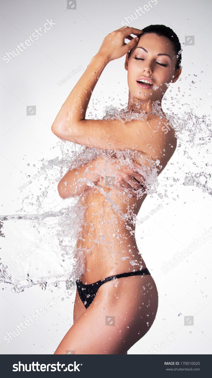 Sex having naked models blonde