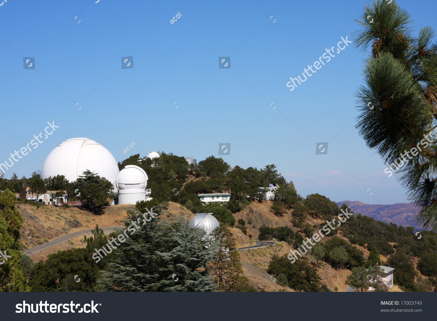 Think, that small lick observatory shutter operation