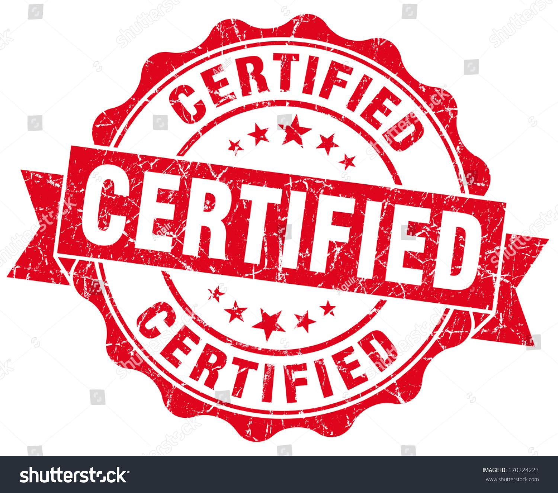 certified grunge stamp certified stamp certified stock