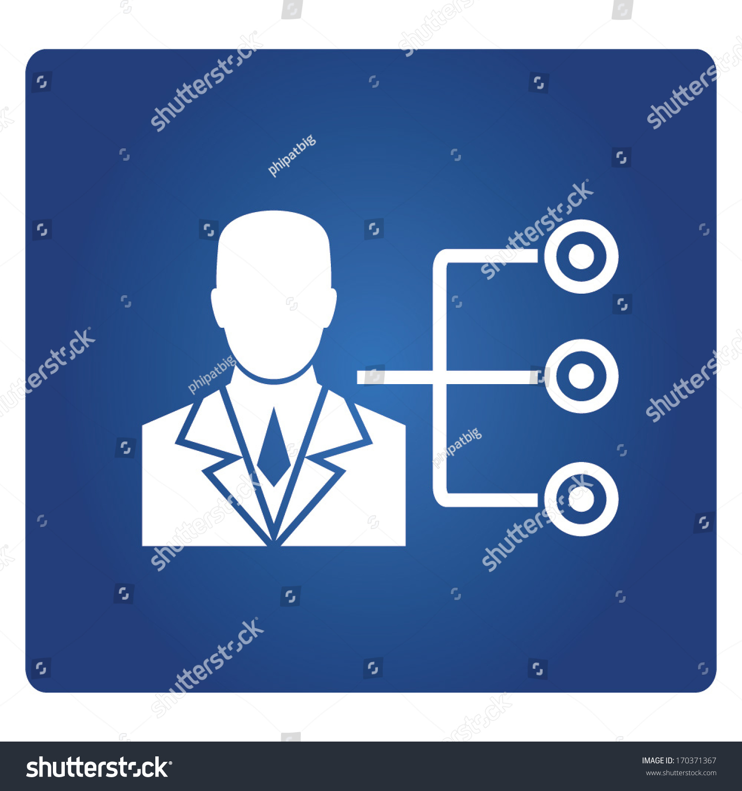 Career Path, Job Description, Duty Diagram Sign, Organization Chart