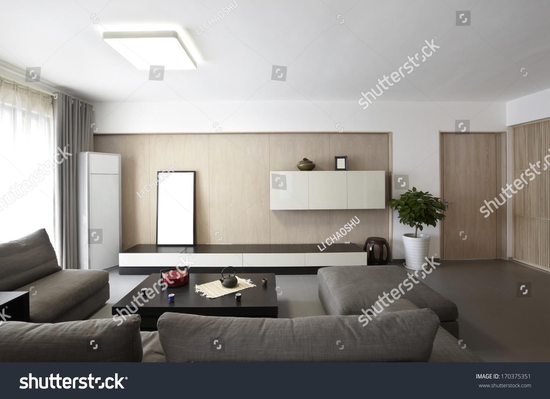 Elegant Comfortable Home Interior Stock Photo 170375351