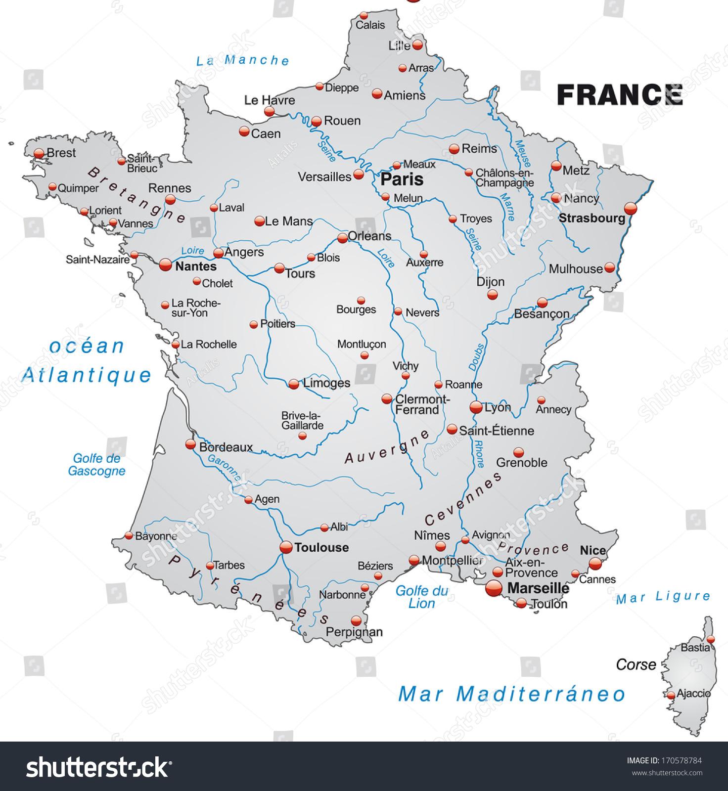 Bayonne Nj Map Map Of Tx Nantes France Map - Njmap