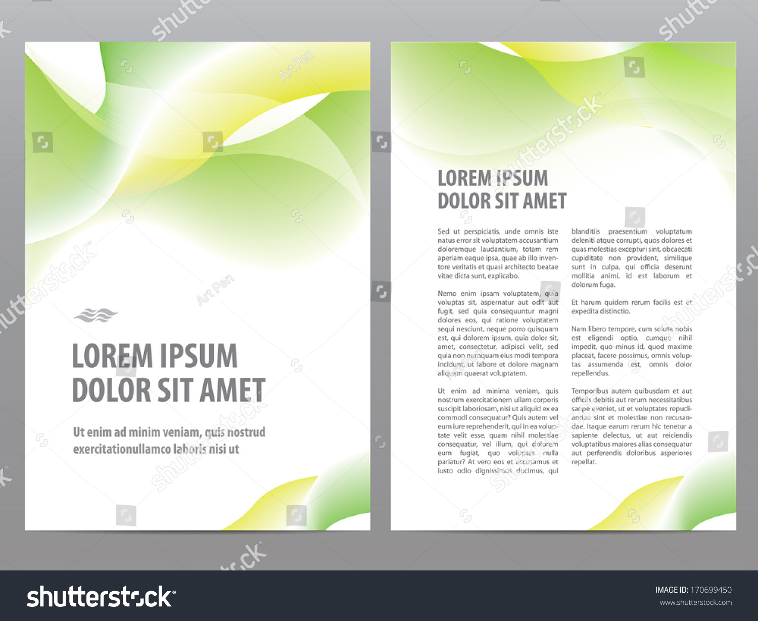 plain brochure template microsoft office 2007 to create a