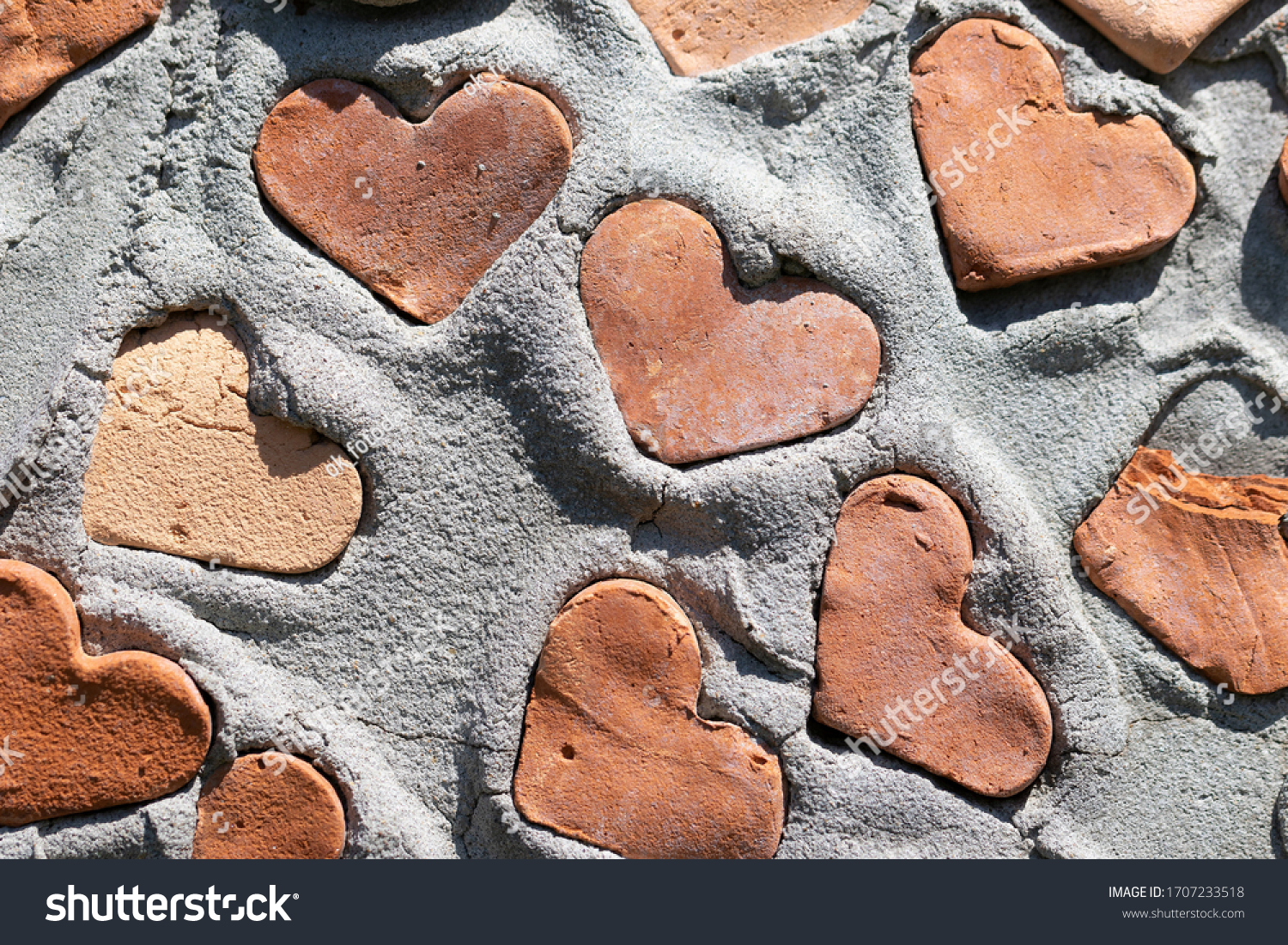 stock-photo-background-wall-with-clay-po