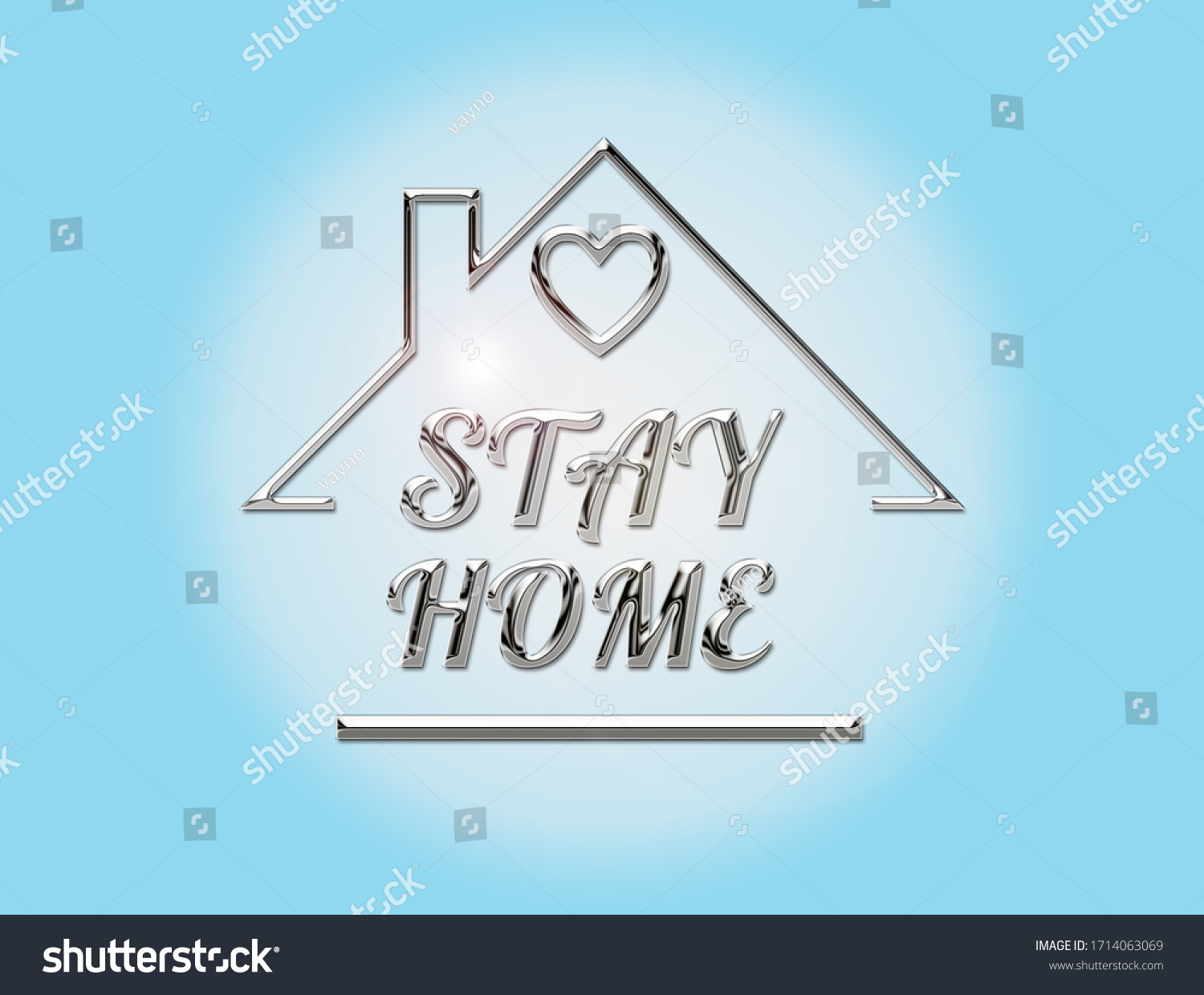 stock-photo--d-illustration-stay-home-te