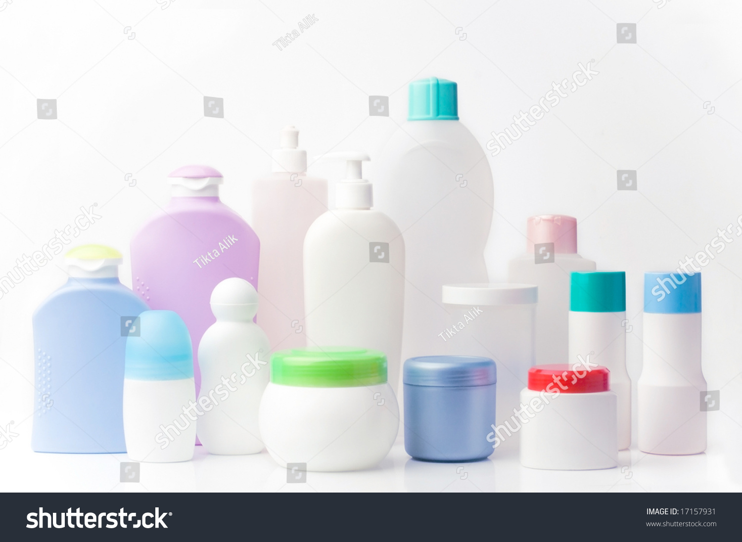 different beauty shapes blank sizes shutterstock