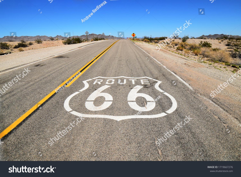 Route 66 Highway American Road Trip #1719667276