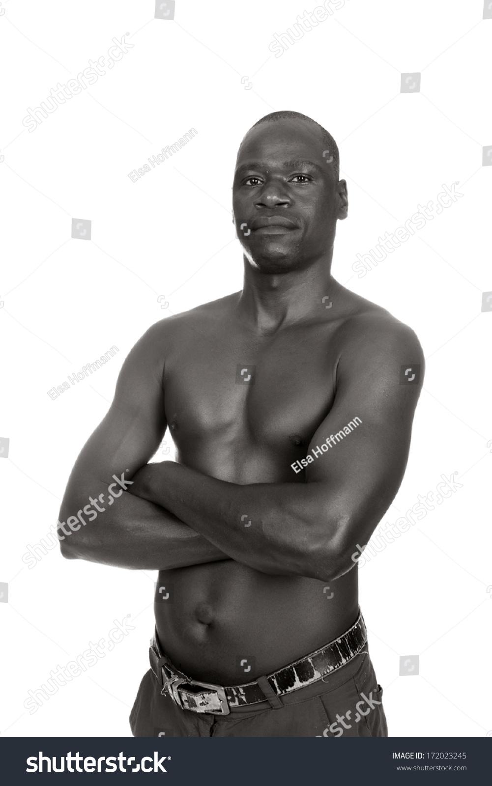 Attractive black men photos