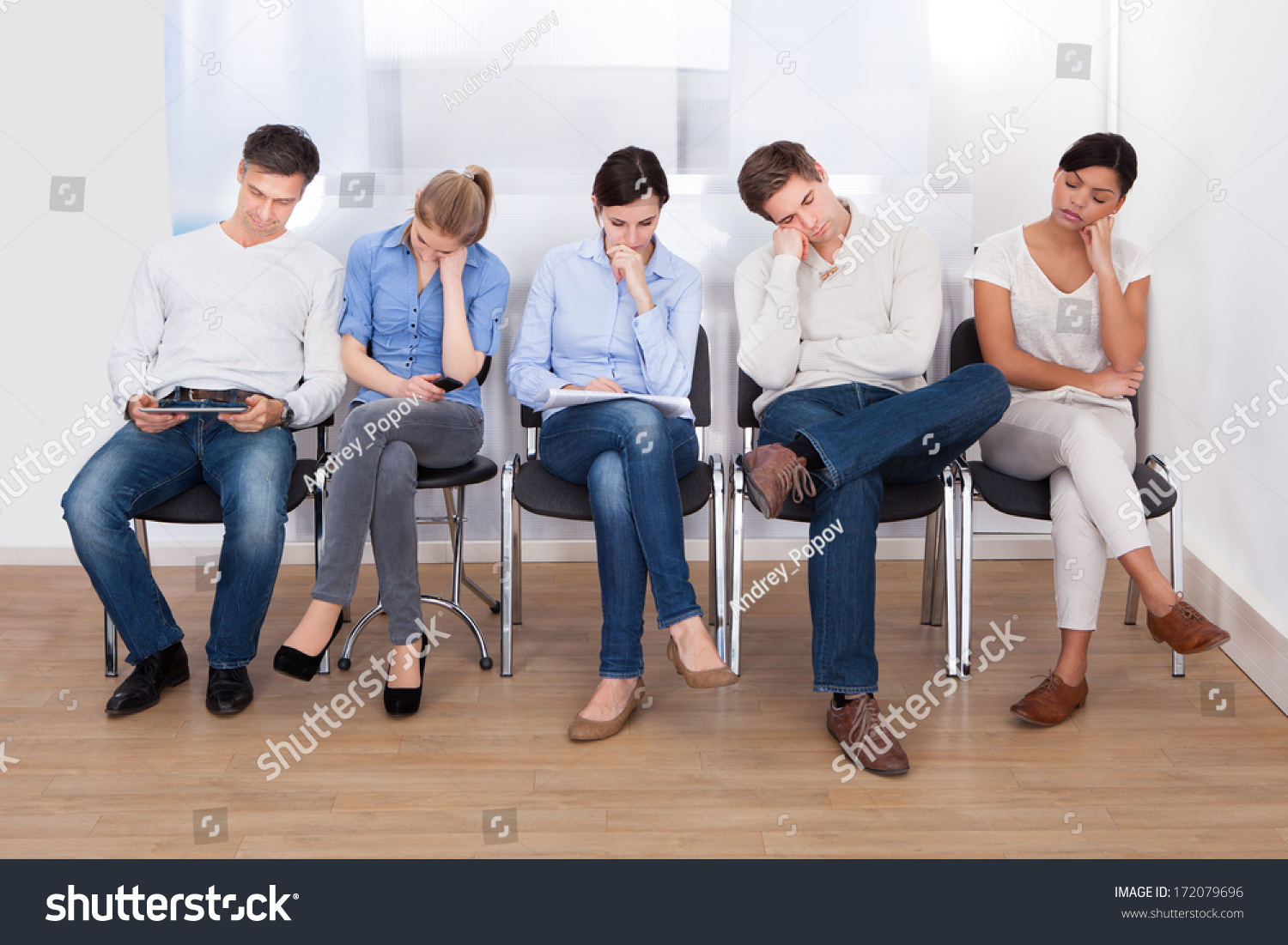 young group people sleeping on chair stock photo edit now