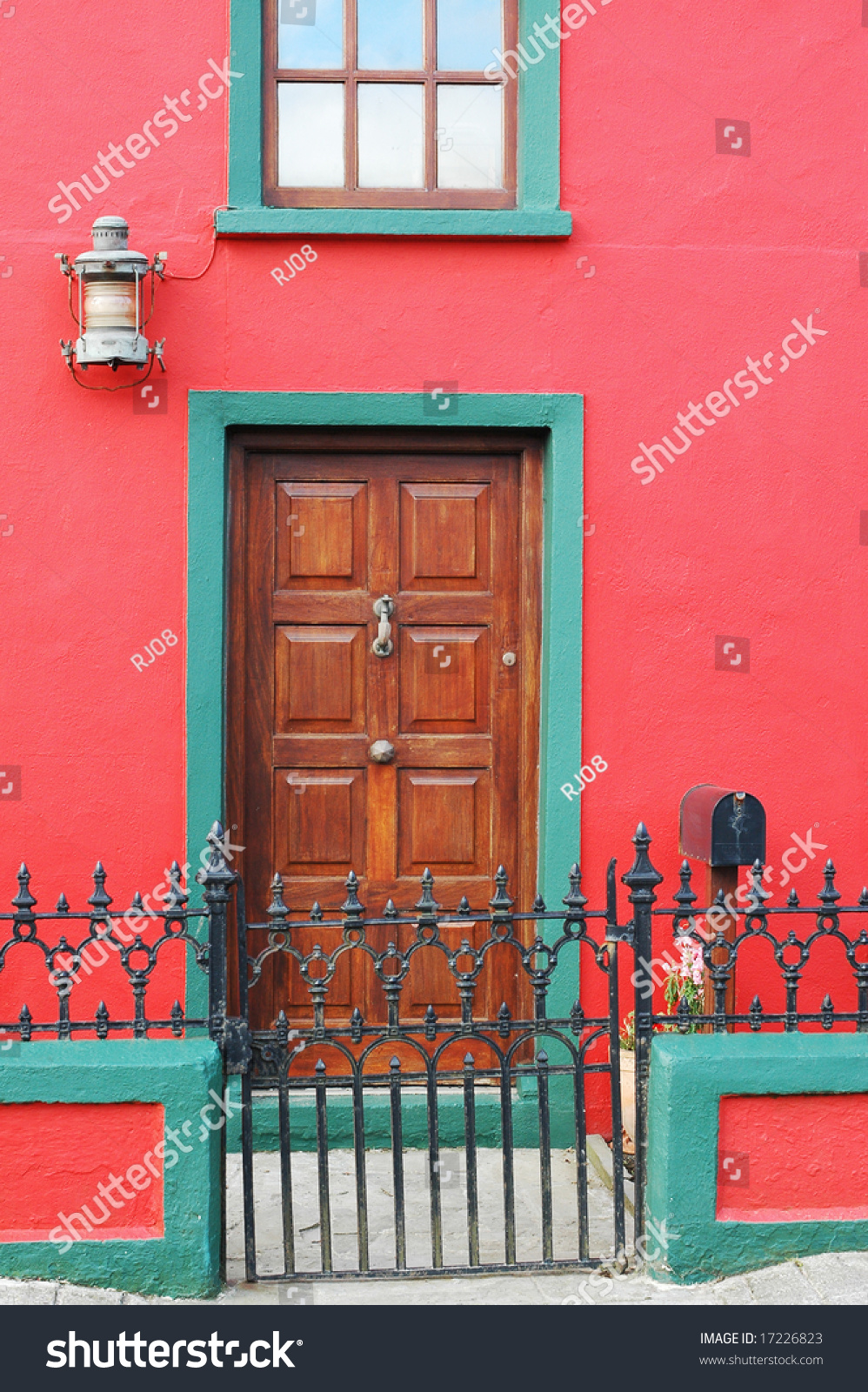 Irish Door & Irish Door Stock Photo (Royalty Free) 17226823 - Shutterstock