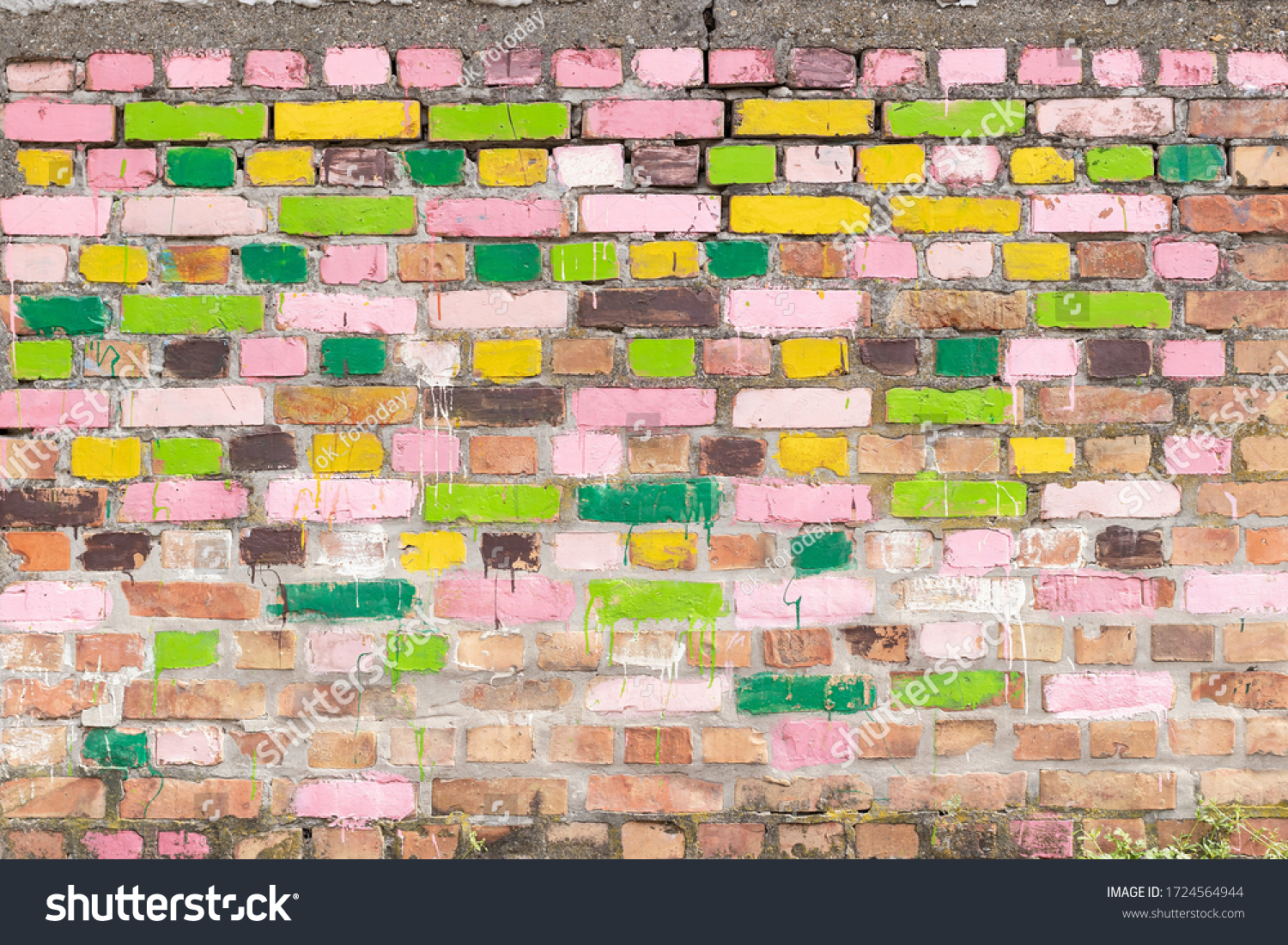 stock-photo-brick-wall-with-bricks-paint