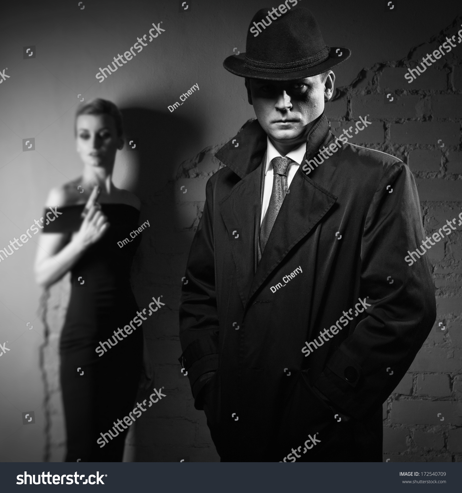 Related Keywords & Suggestions for noir detectives