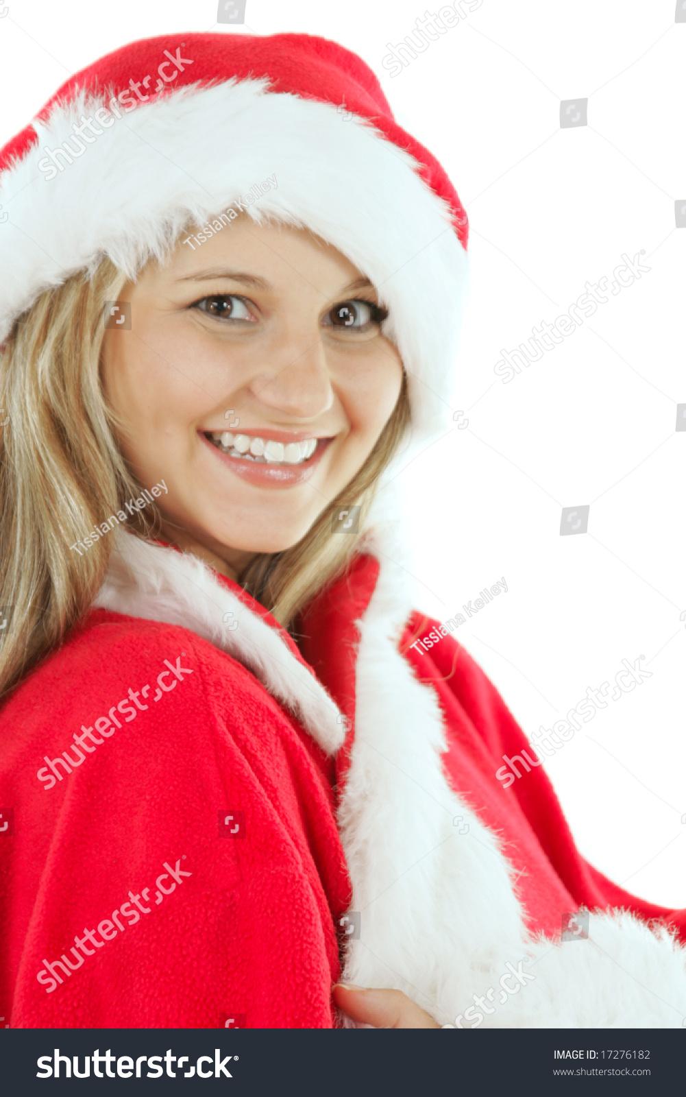 Sexy santa jacket