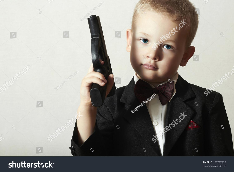 Tania Mallet With Gun James Gun  8x10 Photo Print