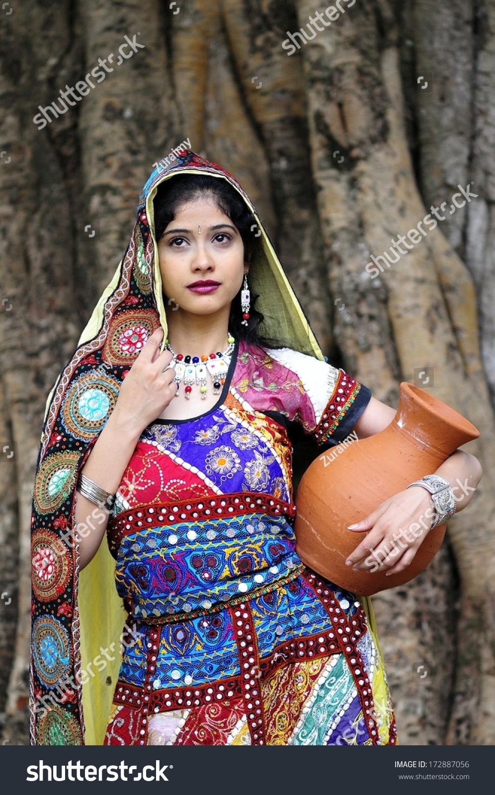 Gujarat dress pictures