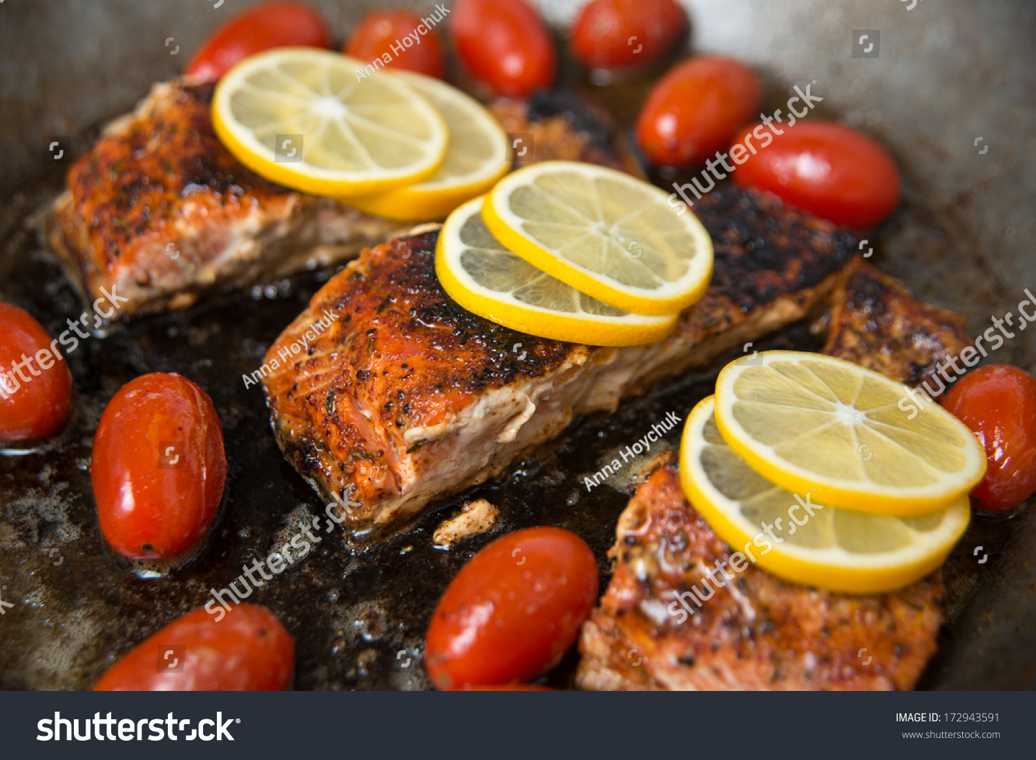 how to cook wild salmon fillets