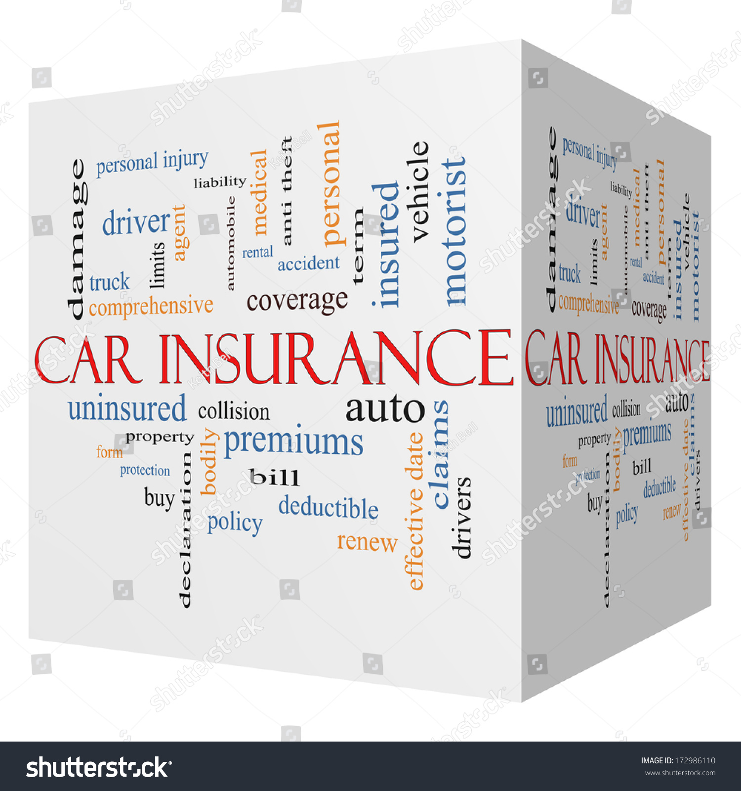 auto insurance term paper Glossary of insurance terms many term life insurance policies allow an is calculated by dividing a company's capital adequacy ratio by the capital.