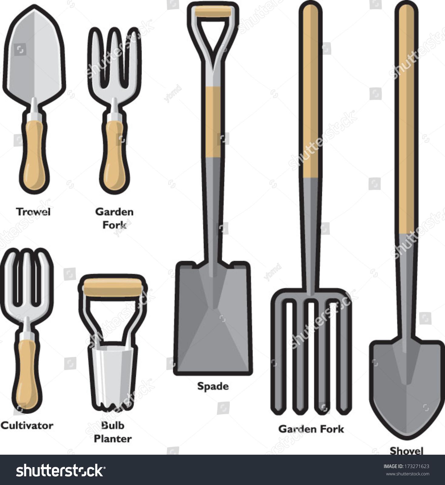 Outdoor Gardening Tools   Set 1