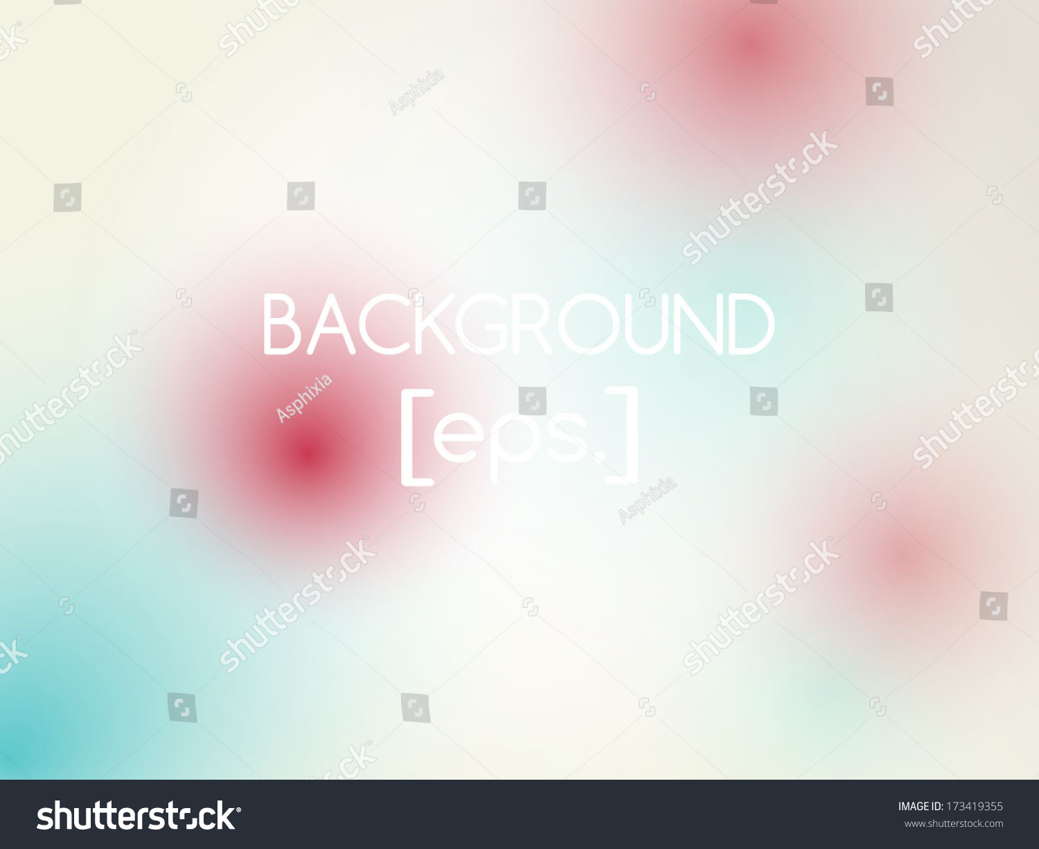 Color Abstract Vector Background Text Frame Stock Vector: Color Abstract Background With Place For Text Stock Vector