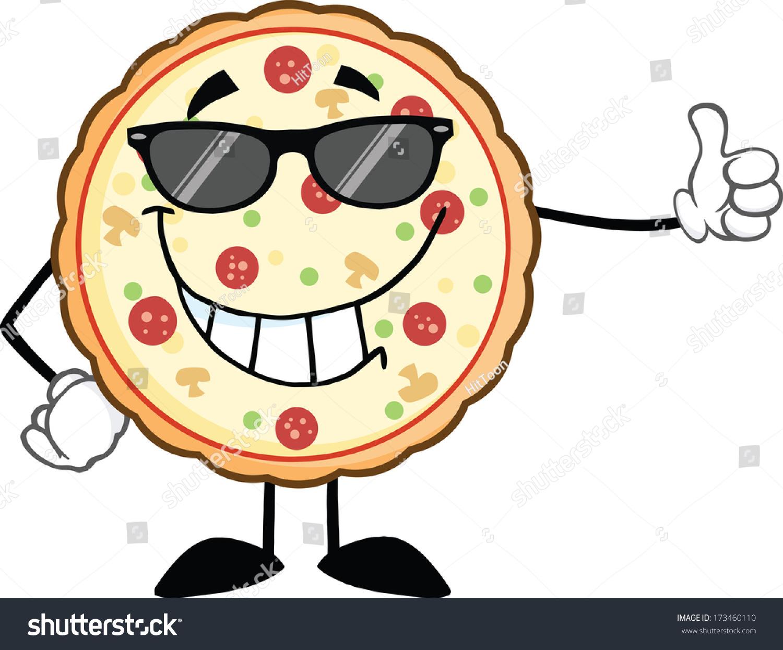 Items similar to Smiling Pepperoni Pizza Plush on Etsy