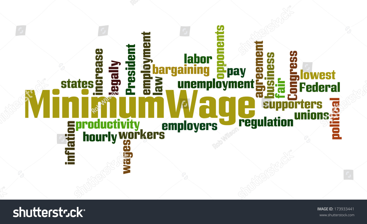 background information on minimum wage