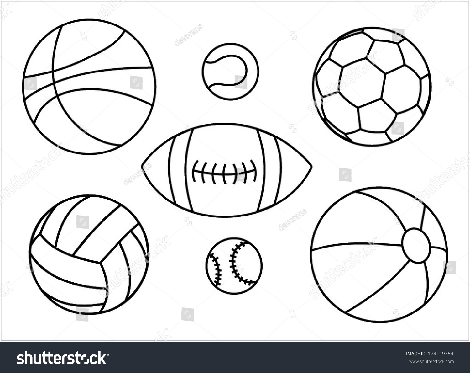 an outline of the sport of basketball Basketball can make a true claim to being the only major sport that is an  of a  finished basketball so that the outlines for the panels can be clearly marked on.