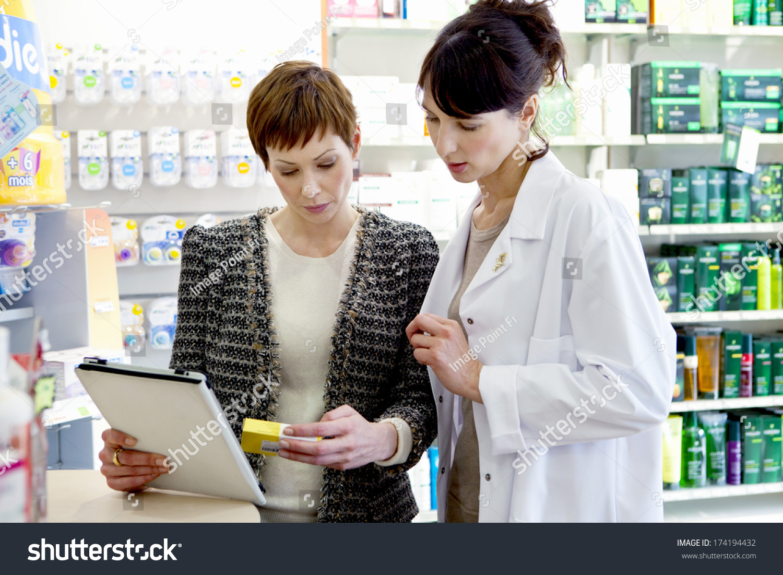 Pharmaceutical Sales Representative Stock Photo Edit Now 174194432