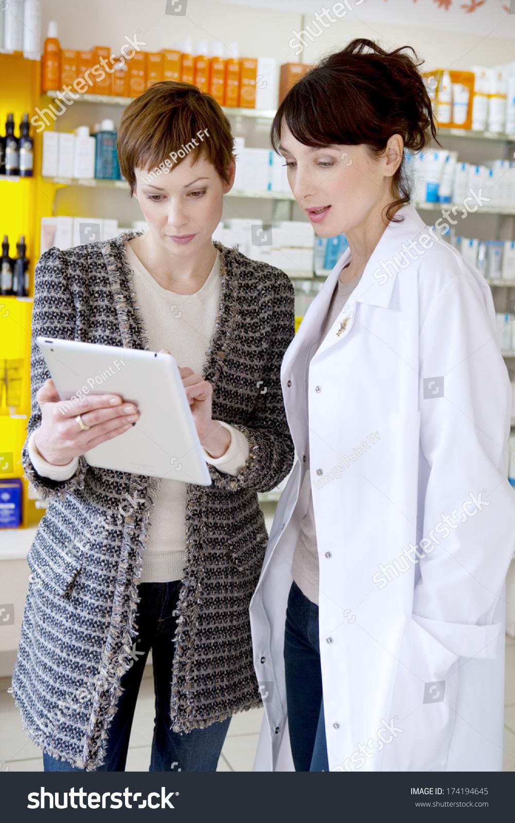 Pharmaceutical Sales Representative Stock Photo Edit Now 174194645